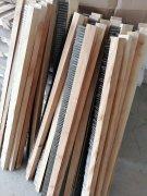 木条不锈钢丝刷