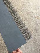 PVC钢丝条刷