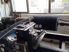 磨料丝条刷生产
