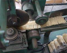 钢丝条刷加工